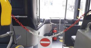 bus covid